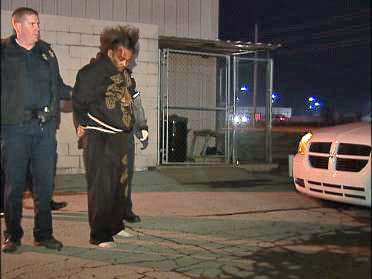 Police Dog Helps With Arrest Of Tulsa Suspect
