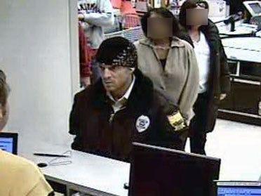Tulsa Bank Robbery Suspect Cuffed In Dallas