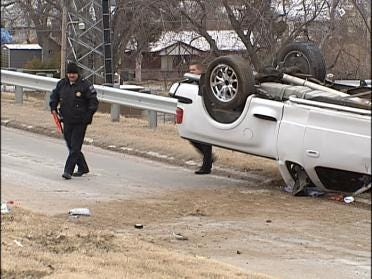 Driver Arrested Following Fatal Tulsa Accident