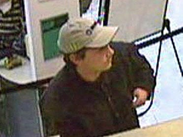 Broken Arrow Bank Robbery Suspect