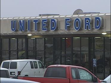 United Ford Closes In Tulsa