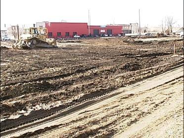 Ground Broken For Downtown Drillers Ballpark