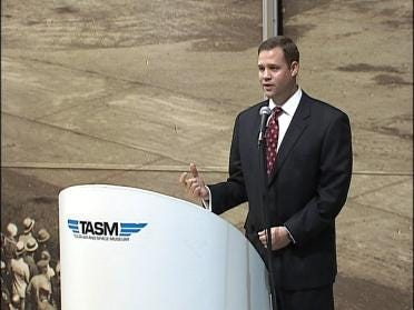 New Director At Tulsa Air And Space Museum