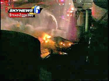 UPDATE: Plant Fire At Port Of Catoosa