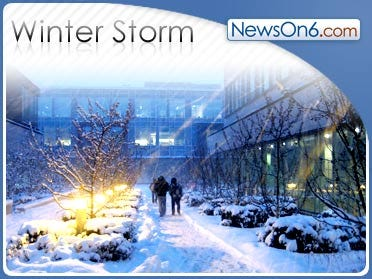 Wintry Storm Strands Travelers In Chicago Airports