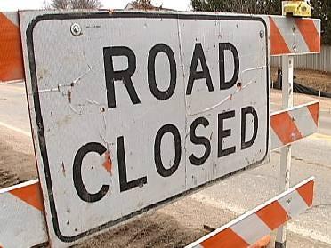 Broken Arrow Expressway Closed Sunday Morning