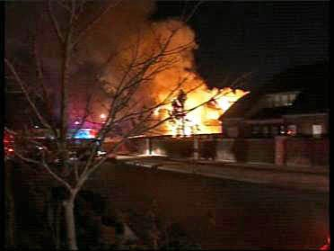 Fire Destroys Broken Arrow Home