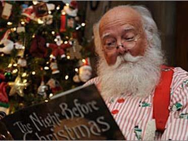 NORAD Tracking Santa's Sleigh