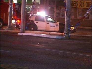 OKC Policeman Suspended Following Shooting