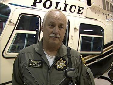 Chopper Video System Helping Tulsa Police