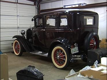 Model A Makes For Complete Hobby
