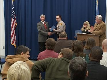 Sheriff's Office Recognizes Best