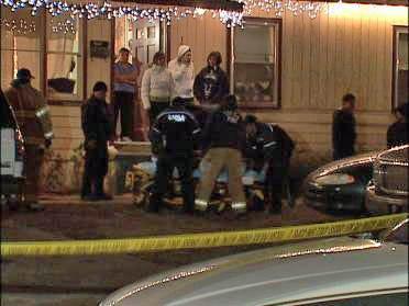 Tulsa Home Invasion Leaves Suspect Dead