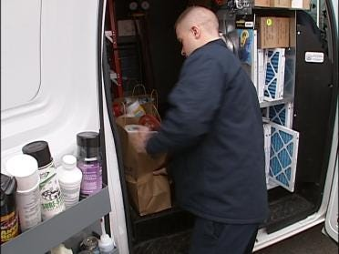 Business Works To Brighten Christmas