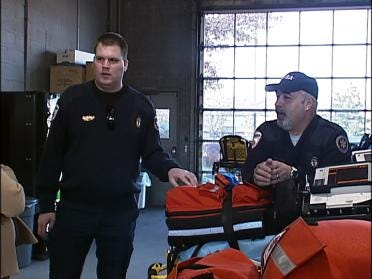 Paramedic Depends On Former Student To Save Him