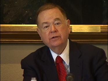 Boren Wants State's Rainy Day Fund Tapped For Colleges