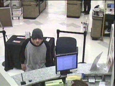 Man Robs Bank Inside Tulsa Store