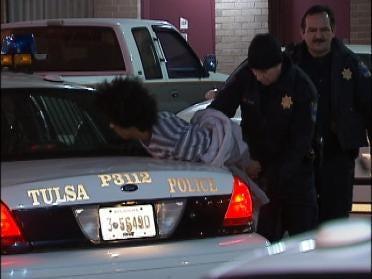 Tulsa Motel Incident Ends With Arrest