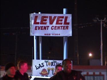 Club Shooting Leaves One Injured