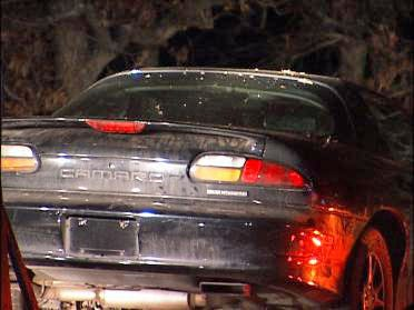 Arrest Follows Sand Springs Police Chase