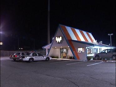 Tulsa Robbery Suspect Sought