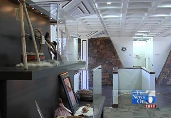 Cherokee Heritage Center Renovations Progress