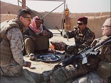 Iraqi Translator Finds Home On Homefront