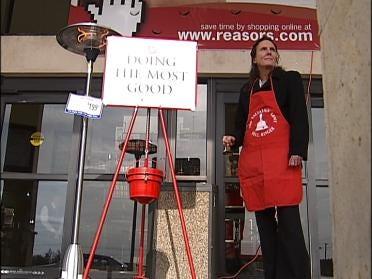 Local Charities Falling Short