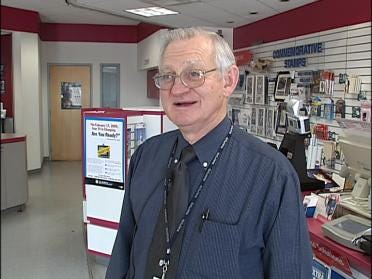 Jenks Postmaster Retires After 42 Years