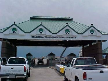 Motorists Abuse Oklahoma's Toll Booths