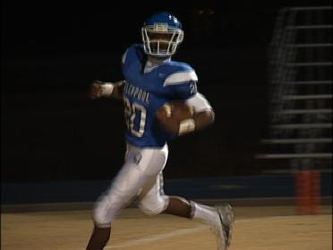 Glenpool Faces McGuinness Again In State Game
