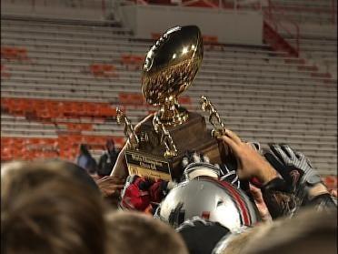 Union Redskins 6A High School Football Champions