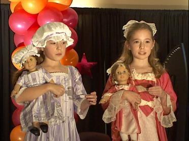 American Girl Fashion Show At Junior League