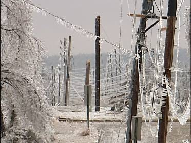 Tulsa Marks 1 Year Since Ice Storm