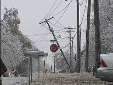 Index Developed To Gauge Ice Storms