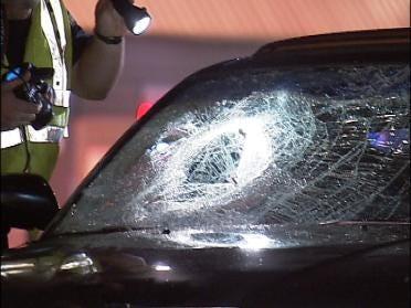 Man Struck By Car In South Tulsa