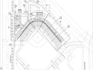 Sketches Of Tulsa's Downtown Ballpark Released