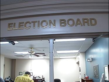 Early Primary Election Voting Underway