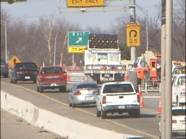 Construction Giving Drivers Headaches