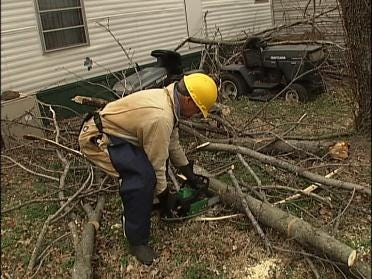 Debris Removal Efforts Going Strong