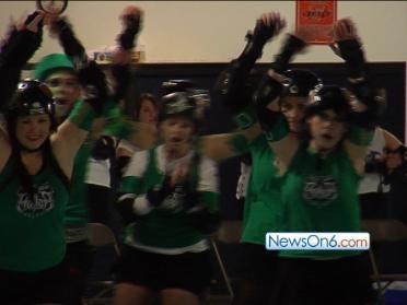 Roller Derby's Not Your Average Sport