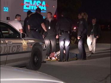 R.V. Park Stabbing Investigated