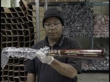 Underwood Honored With Louisville Slugger