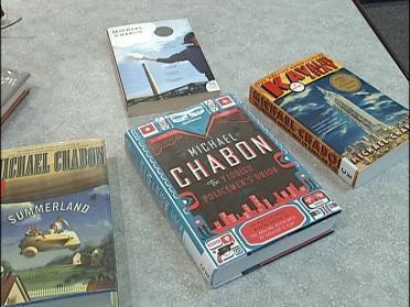 Author Michael Chabon Receives Helmerich