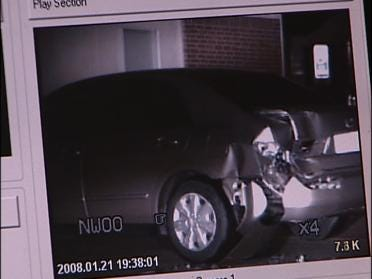 Cameras Added To Patrol Cars