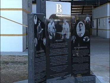 Monuments Honor Coaches