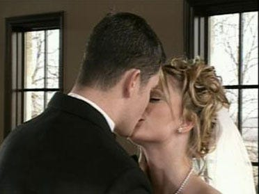 Wedding Whim: Brian & Jennifer Exchange Vows