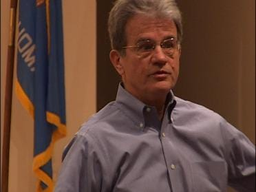 Coburn Says McCain Best Person To Be The Next President