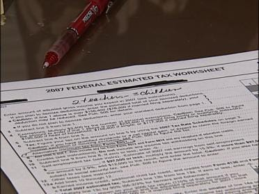 Taxpayers To Receive Rebate Checks