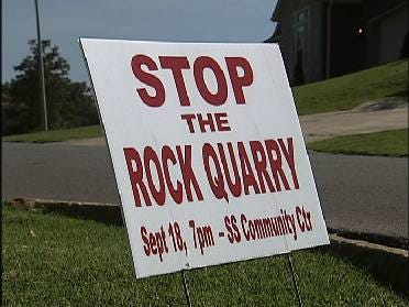 Council To Decide On Quarry Permit Appeal